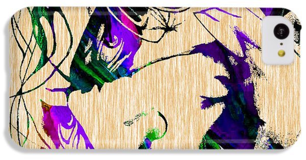 Joker Collection IPhone 5c Case by Marvin Blaine