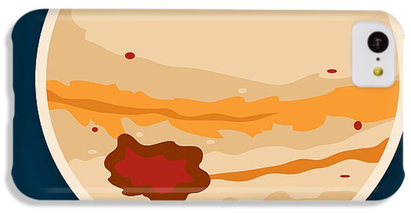Jupiter IPhone 5c Case by Christy Beckwith