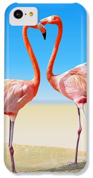 Just We Two IPhone 5c Case by Kristin Elmquist