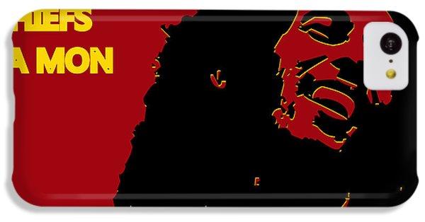 Kansas City Chiefs Ya Mon IPhone 5c Case by Joe Hamilton
