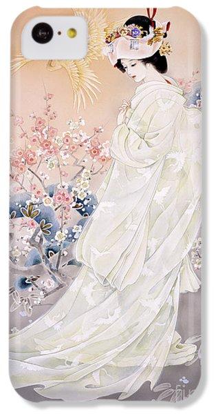 Kihaku IPhone 5c Case by Haruyo Morita