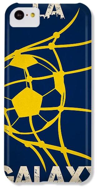 La Galaxy Goal IPhone 5c Case by Joe Hamilton