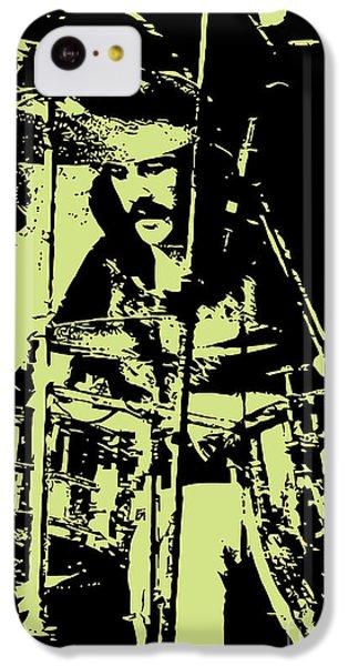 Led Zeppelin No.05 IPhone 5c Case by Caio Caldas