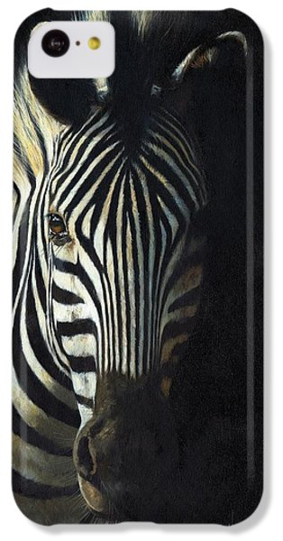 Light And Shade IPhone 5c Case by David Stribbling