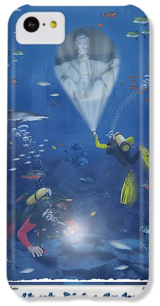 Lincoln Diving Center IPhone 5c Case by Mike McGlothlen