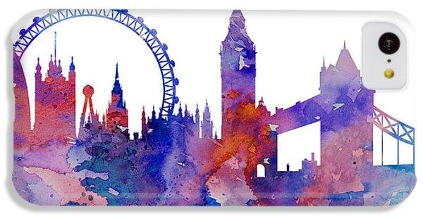 London IPhone 5c Case by Luke and Slavi