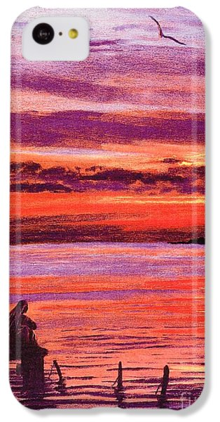 Lost In Wonder IPhone 5c Case by Jane Small