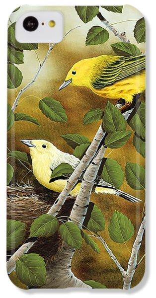 Love Nest IPhone 5c Case by Rick Bainbridge