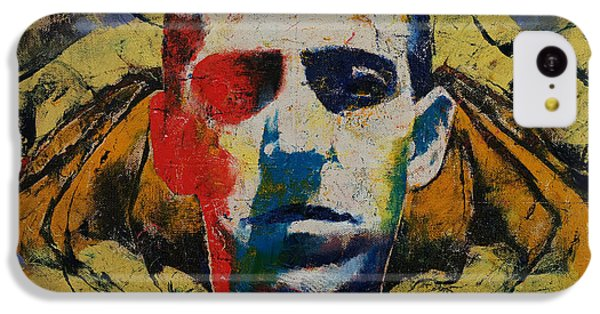 Lovecraft IPhone 5c Case by Michael Creese