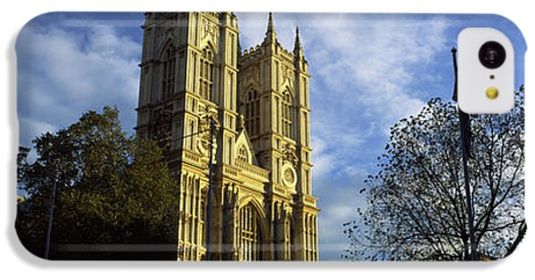 Low Angle View Of An Abbey, Westminster IPhone 5c Case by Panoramic Images