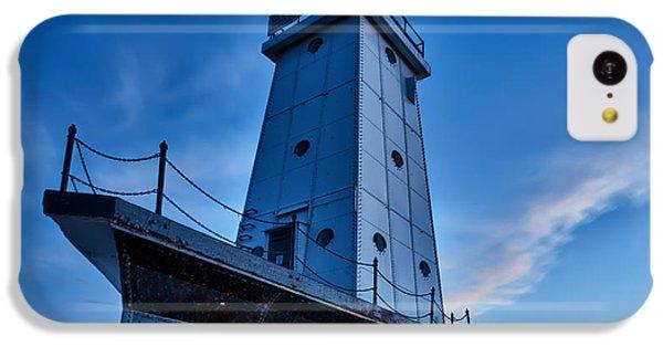 Ludington Lighthouse IPhone 5c Case by Sebastian Musial