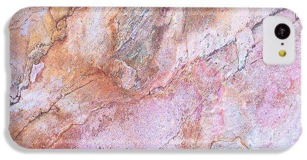 Marble Background IPhone 5c Case by Anna Om