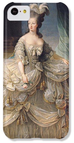 Marie Antoinette Queen Of France IPhone 5c Case by Elisabeth Louise Vigee-Lebrun
