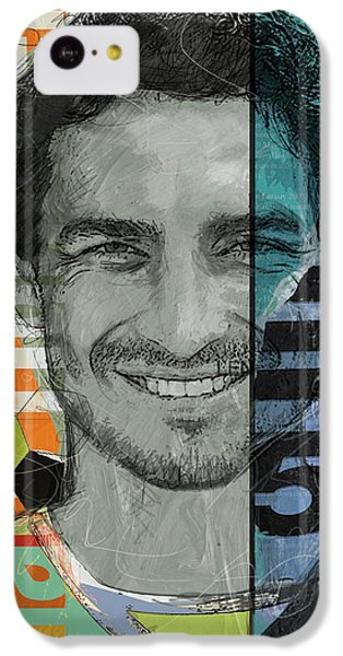 Mats Hummels - B IPhone 5c Case by Corporate Art Task Force