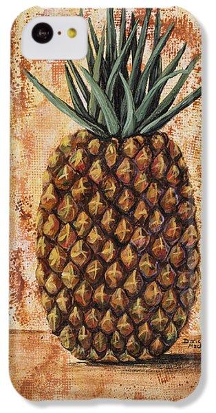 Maui Pineapple IPhone 5c Case by Darice Machel McGuire