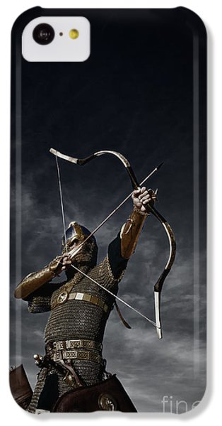 Medieval Archer II IPhone 5c Case by Holly Martin