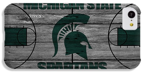 Michigan State Spartans IPhone 5c Case by Joe Hamilton