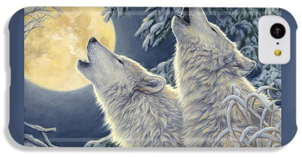 Moonlight IPhone 5c Case by Lucie Bilodeau
