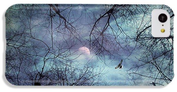 Moonlight IPhone 5c Case by Stelios Kleanthous