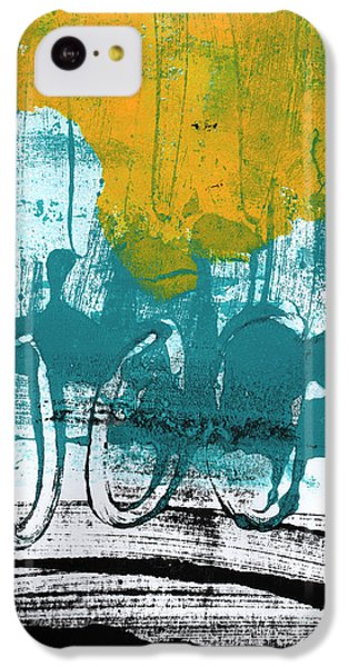 Morning Ride IPhone 5c Case by Linda Woods