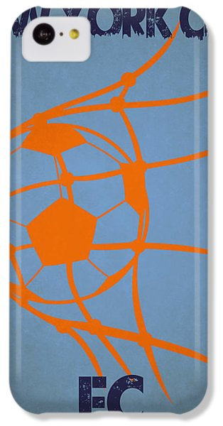 New York City Fc Goal IPhone 5c Case by Joe Hamilton