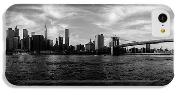 New York Skyline IPhone 5c Case by Nicklas Gustafsson