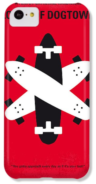 No188 My The Lords Of Dogtown Minimal Movie Poster IPhone 5c Case by Chungkong Art
