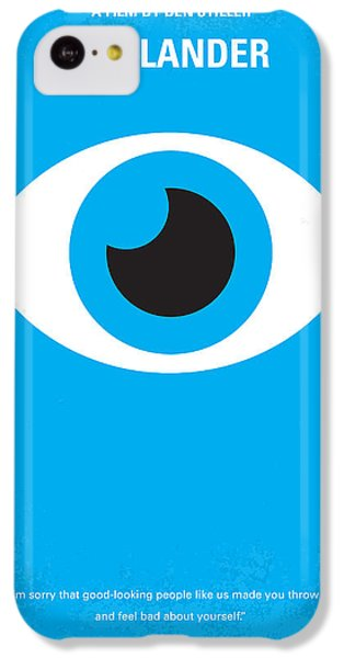 No362 My Zoolander Minimal Movie Poster IPhone 5c Case by Chungkong Art