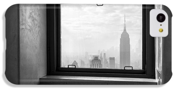 Nyc Room With A View IPhone 5c Case by Nina Papiorek