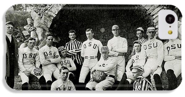 Ohio State Football Circa 1890 IPhone 5c Case by Jon Neidert