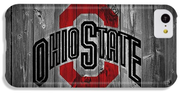 Ohio State University IPhone 5c Case by Dan Sproul