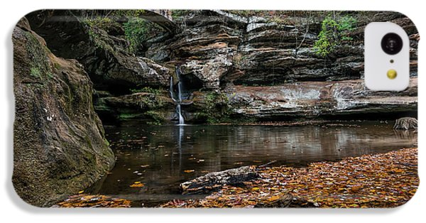 Old Mans Cave IPhone 5c Case by James Dean
