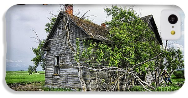 Old Wood House IPhone 5c Case by Marvin Blaine