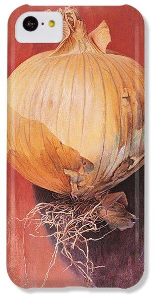 Onion IPhone 5c Case by Hans Droog
