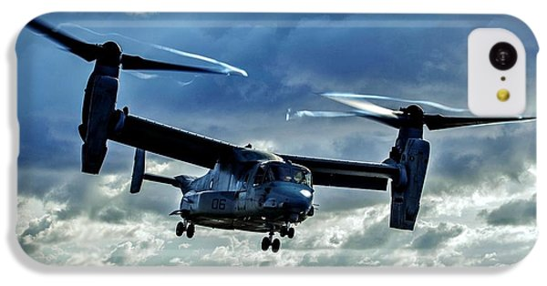 Osprey Approach IPhone 5c Case by Benjamin Yeager