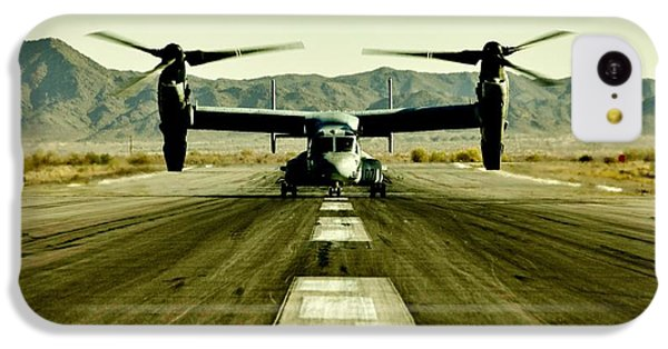 Osprey Takeoff IPhone 5c Case by Benjamin Yeager