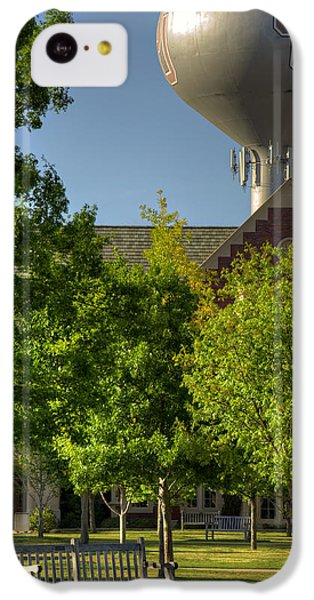 Ou Campus IPhone 5c Case by Ricky Barnard