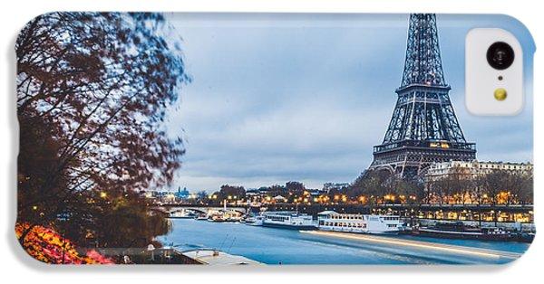 Paris IPhone 5c Case by Cory Dewald