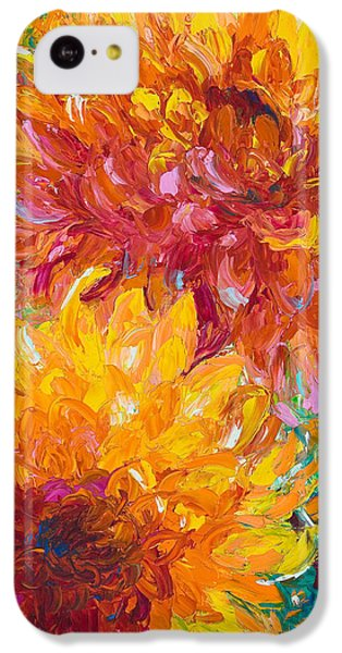 Passion IPhone 5c Case by Talya Johnson