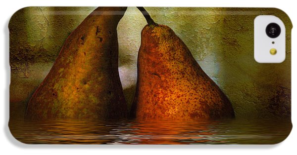Pears In Water IPhone 5c Case by Kaye Menner