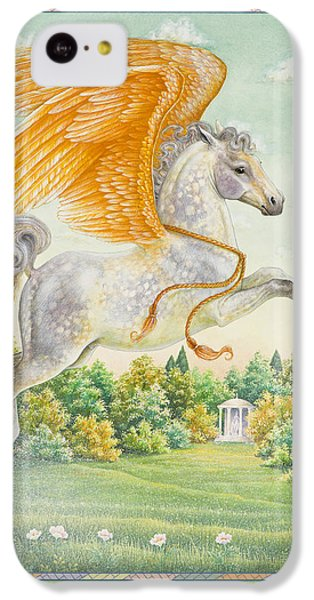 Pegasus IPhone 5c Case by Lynn Bywaters