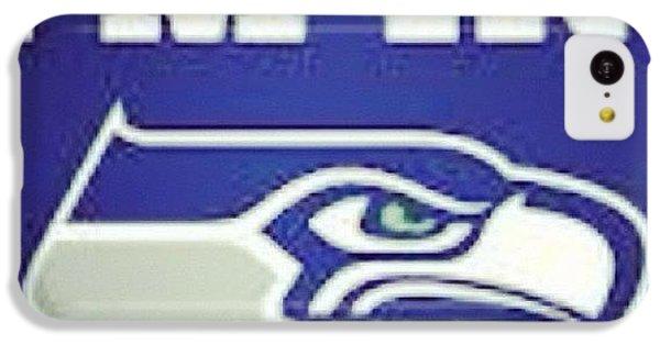 #percyharvin #superbowl #seahawks IPhone 5c Case by Keller Walling