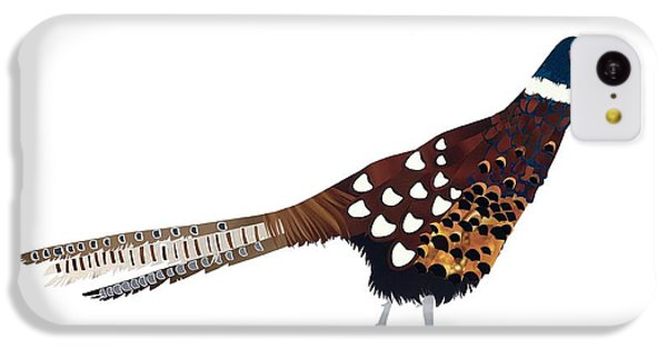 Pheasant IPhone 5c Case by Isobel Barber