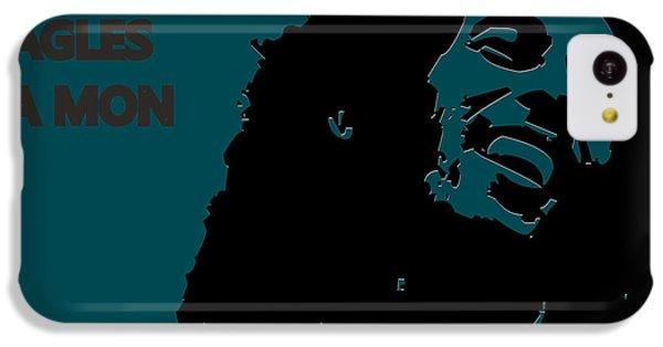 Philadelphia Eagles Ya Mon IPhone 5c Case by Joe Hamilton