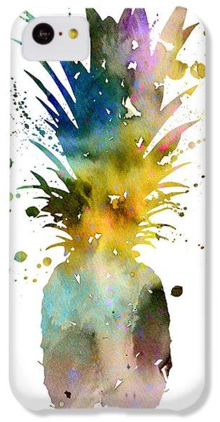 Pineapple 2 IPhone 5c Case by Luke and Slavi
