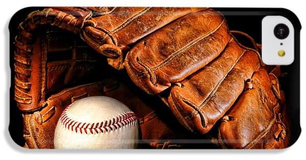 Play Ball IPhone 5c Case by Olivier Le Queinec