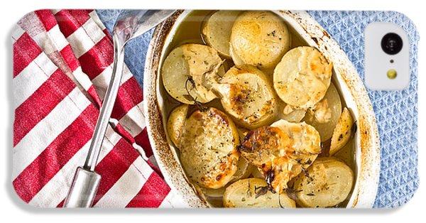 Potato Dish IPhone 5c Case by Tom Gowanlock