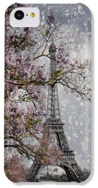 Printemps Parisienne IPhone 5c Case by Joachim G Pinkawa