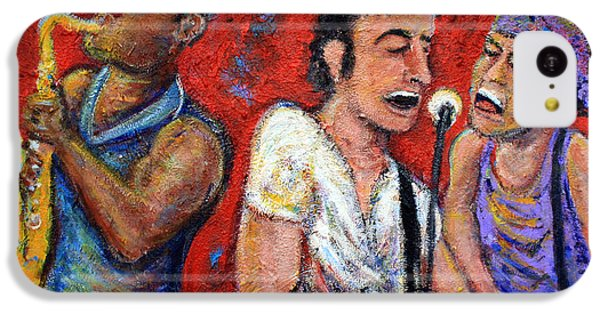 Prove It All Night Bruce Springsteen And The E Street Band IPhone 5c Case by Jason Gluskin