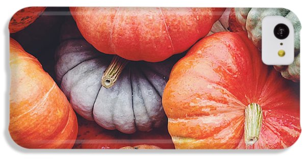 Pumpkins Galore IPhone 5c Case by Kim Fearheiley